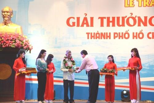 Phát động Giải thưởng Môi trường TP.HCM - ảnh 1