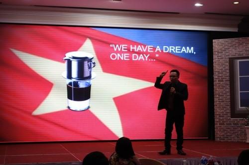 Mang lại hương vị nguyên bản của cà phê Việt Nam   - ảnh 1