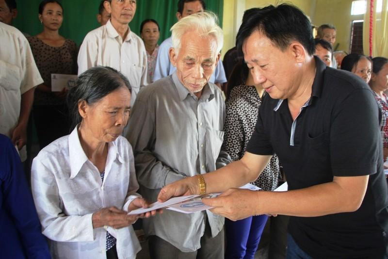 Hỗ trợ người dân tại Hà Tĩnh và Quảng Bình - ảnh 1