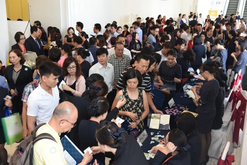 Dự án Saigon South Residences, hơn 90% căn hộ đã có chủ - ảnh 2