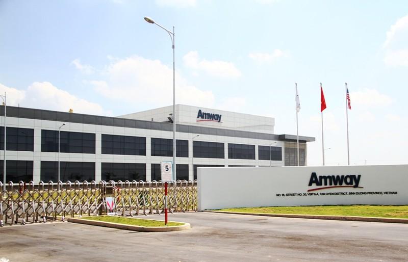 Amway khẳng định tuân thủ pháp luật trong kinh doanh - ảnh 1