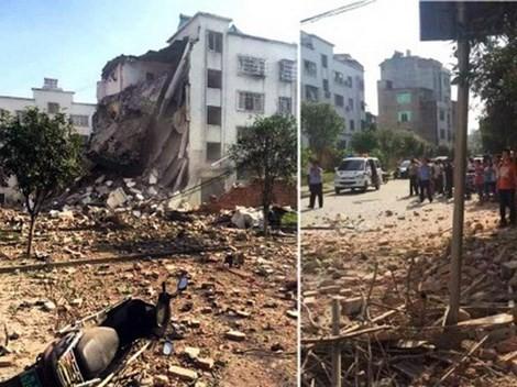 Nghi phạm gây nổ hàng loạt ở Trung Quốc đã bị bắt - ảnh 1