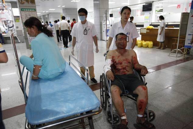 Lại thêm một vụ nổ làm rúng động Quảng Tây-Trung Quốc - ảnh 2