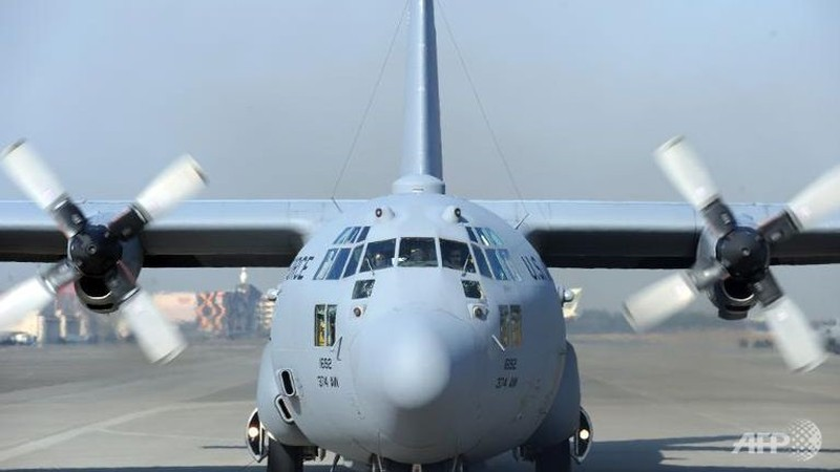 Taliban nhận trách nhiệm bắn rơi máy bay quân sự C-130 của Mỹ - ảnh 1