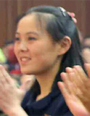Em gái Kim Jong Un có thể đã mất chức? - ảnh 1