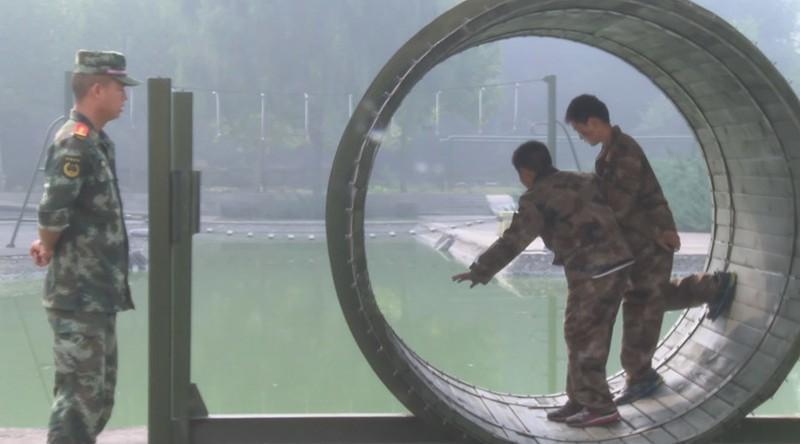 Trại cai nghiện game và Internet cho trẻ em ở Trung Quốc - ảnh 5