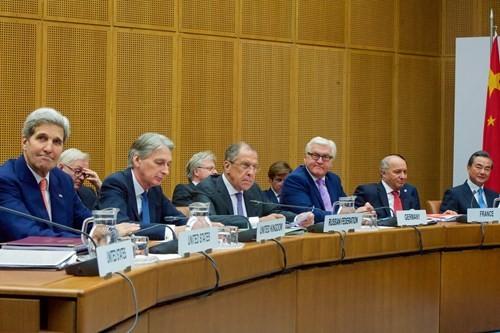 EU chính thức gỡ bỏ lệnh trừng phạt cho Iran vào 18-10 - ảnh 1