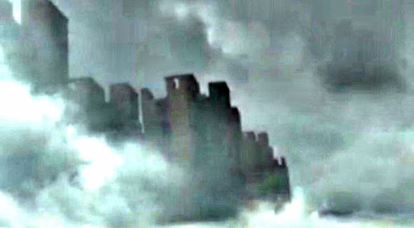 Hàng ngàn người thấy thành phố 'bay lơ lửng' giữa trời - ảnh 2