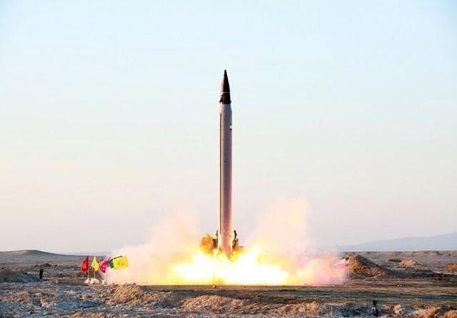 Iran thử tên lửa, Mỹ đòi Liên Hiệp Quốc hành động - ảnh 1