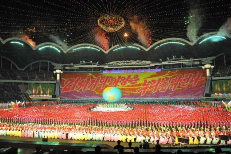 Triều Tiên muốn đăng cai World Cup - ảnh 1
