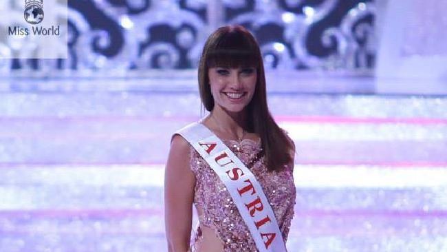 Hoa hậu Áo qua đời vì rơi xuống vực thẳm - ảnh 1