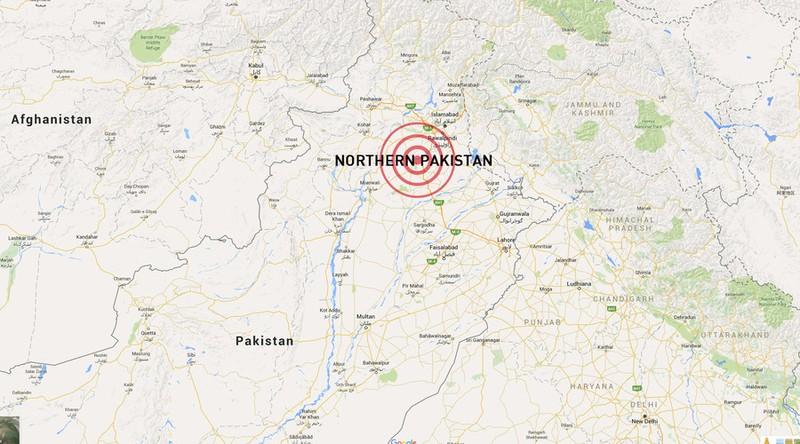 Động đất 7,5 độ Richter rung chuyển Nam Á: Số người chết tiếp tục tăng - ảnh 2