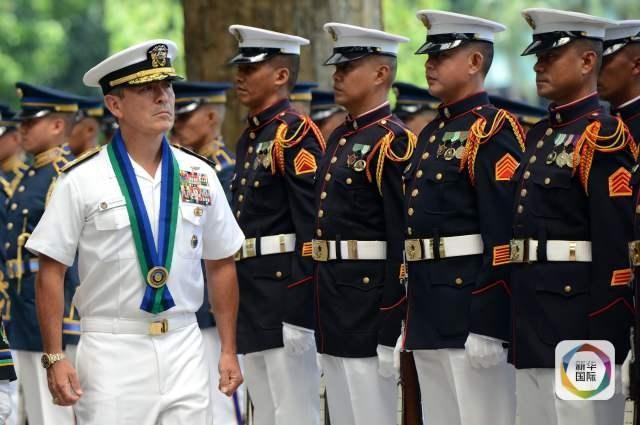 Tư lệnh hải quân Mỹ -Trung họp trực tuyến về biển Đông - ảnh 1