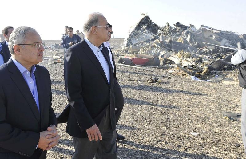 IS nhận bắn rơi máy bay ở Ai Cập, Nga bác bỏ - ảnh 1