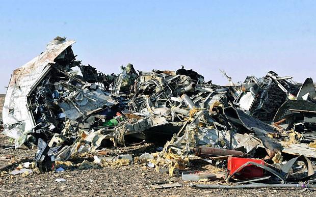 Nhiều hãng bay né không phận Sinai sau vụ rơi máy bay Nga - ảnh 1