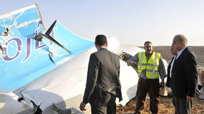 IS nhận bắn rơi máy bay ở Ai Cập, Nga bác bỏ - ảnh 2