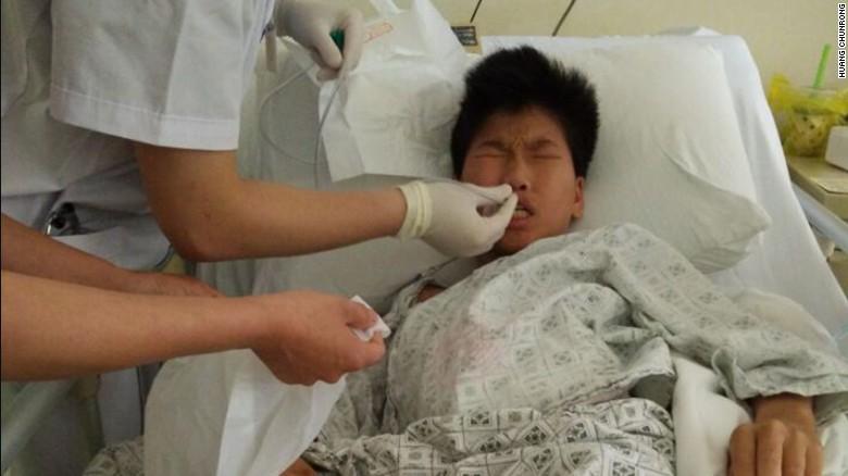 Bạo lực học đường lan tràn tại Trung Quốc - ảnh 1