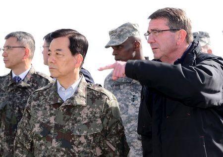Mỹ-Hàn cảnh báo sẽ 'không tha thứ' Triều Tiên - ảnh 1