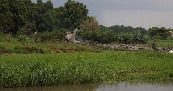Tin nóng: Rơi máy bay Nga ở Nam Sudan, 40 người chết - ảnh 1