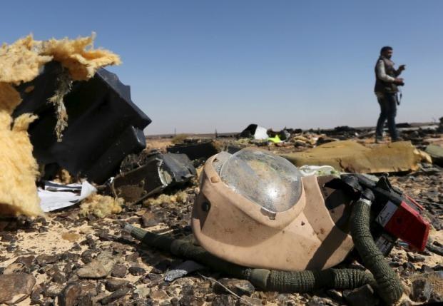 Ai Cập 'chắc chắc 90%' máy bay Nga rơi là do nổ bom - ảnh 1