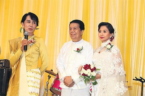Ai sẽ là tổng thống Myanmar? - ảnh 2