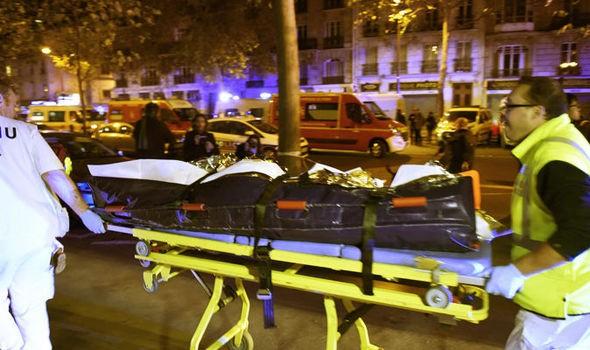 IS đã nhận trách nhiệm khủng bố nước Pháp - ảnh 1