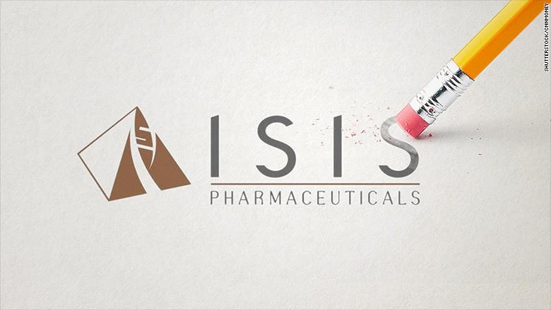 Hãng dược Mỹ cân nhắc đổi tên vì trùng với quân khủng bố IS - ảnh 1