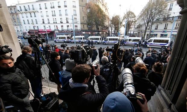 Tổng hợp diễn biến chính vụ vây ráp chủ mưu tấn công Paris - ảnh 4