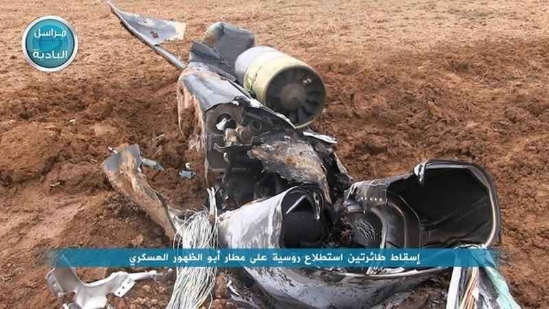 Al-Qaeda tuyên bố bắn hạ hai máy bay trinh sát Nga - ảnh 2