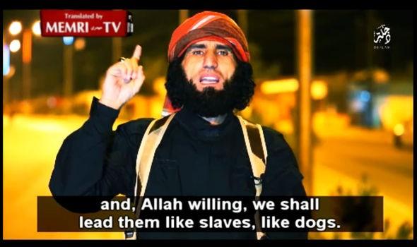 IS dọa 'nướng' tổng thống Obama bằng bom xe - ảnh 1