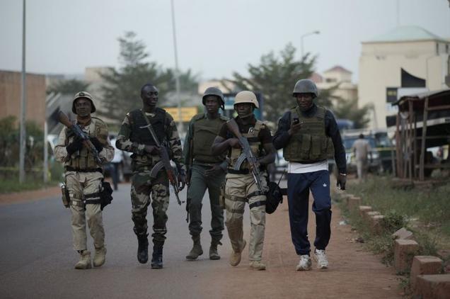 Mali tuyên bố tình trạng khẩn cấp 10 ngày - ảnh 1