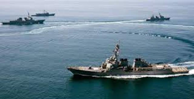Mỹ có thể tuần tra biển Đông vào tháng 12 tới - ảnh 1