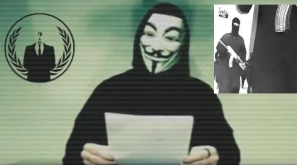 Anonymous cảnh báo IS âm mưu tấn công Mỹ và các nước khác trong ngày 22-11 - ảnh 1