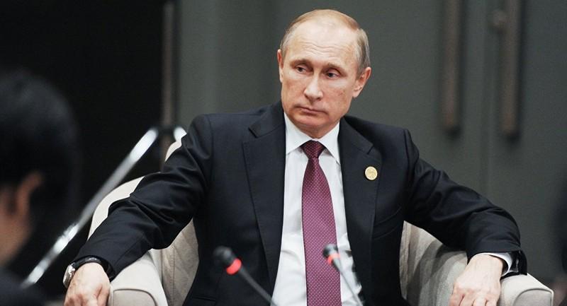 Tổng thống Putin gọi vụ bắn rơi máy bay Nga là 'đồng lõa của khủng bố' - ảnh 1