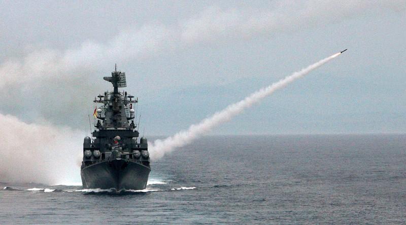 Nga điều chiến hạm tới Syria, 'hứa hẹn' tiêu diệt mọi mục tiêu thù địch - ảnh 1