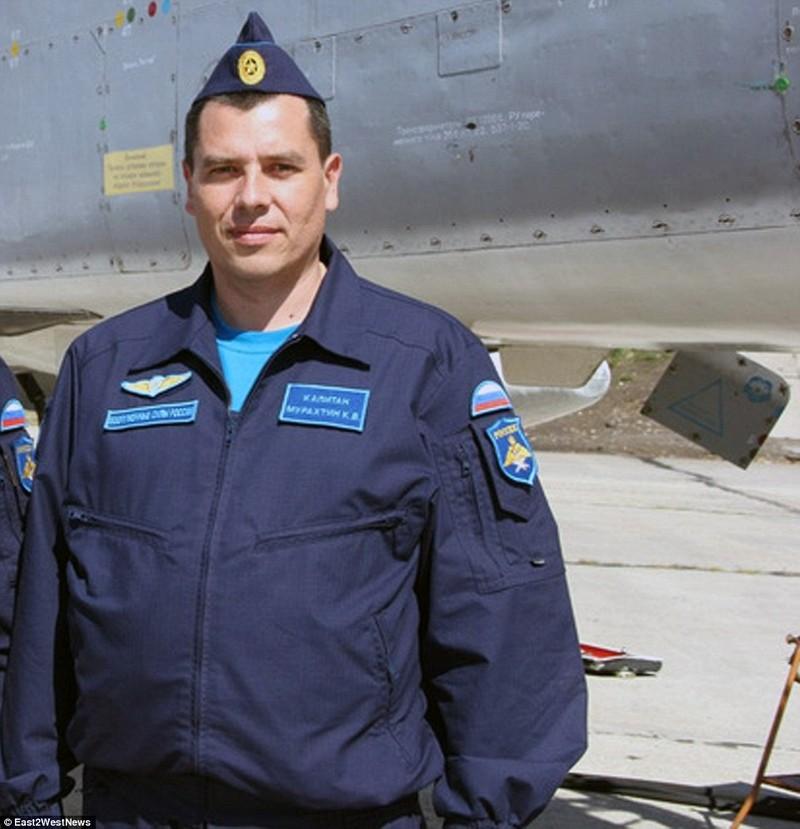 Viên phi công Su-24 được cứu thoát thề 'trả thù'  - ảnh 1