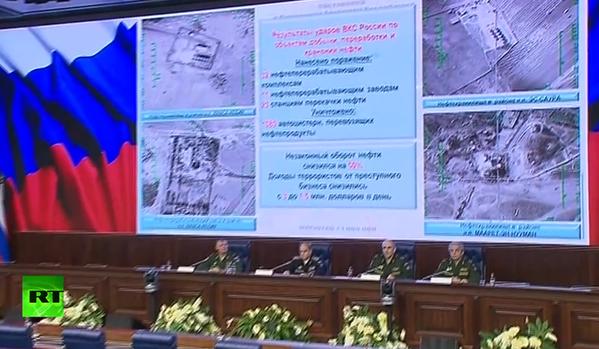 Nga tung bằng chứng gia đình tổng thống Thổ Nhĩ Kỳ 'làm ăn' với IS - ảnh 4