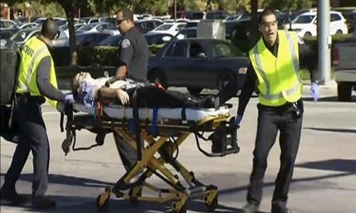 Xả súng ở Mỹ: Ba tay súng đã bị vô hiệu hóa - ảnh 1