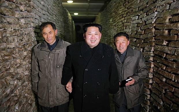Kim Jong Un tậu xe limousine bọc thép của Đức - ảnh 1