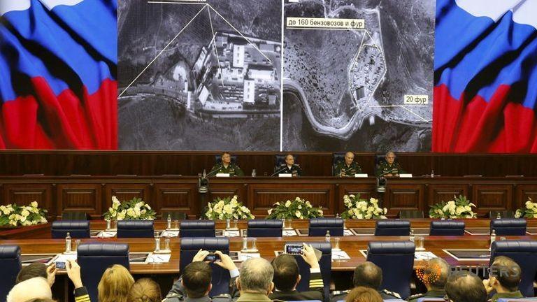 Nga yêu cầu Hội đồng Bảo an thảo luận về Thổ Nhĩ Kỳ  - ảnh 1
