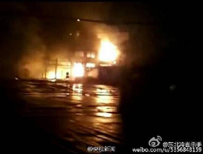 Trung Quốc lại rung chuyển với vụ nổ nhà máy thuốc trừ sâu - ảnh 1