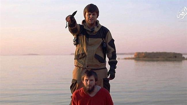 Thêm năm người Nga bị IS hành quyết vì nghi gián điệp - ảnh 1