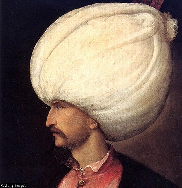 Phát hiện mộ cổ nghi lưu giữ trái tim của đại đế Thổ Nhĩ Kỳ - ảnh 5