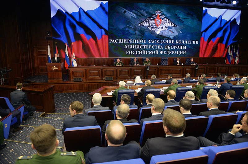 Tổng thống Putin lệnh tiêu diệt mọi mối đe dọa cho Nga - ảnh 1