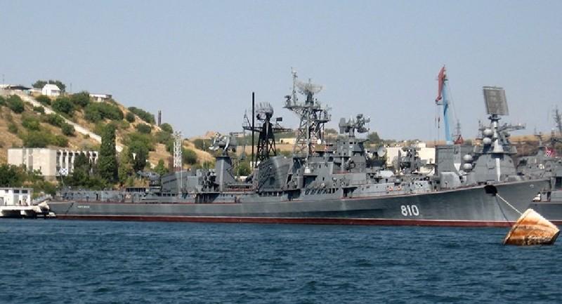 Nga cảnh báo sẽ 'mạnh tay hơn' nếu tàu Thổ tiếp tục gây rối - ảnh 1