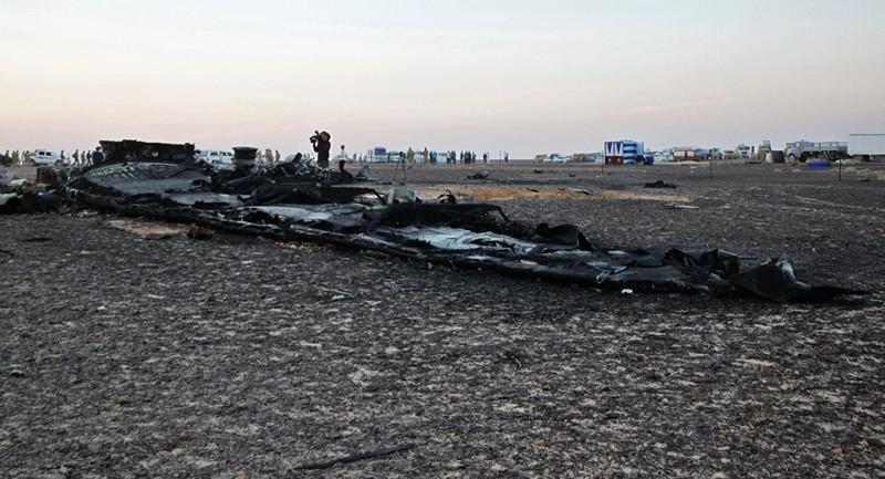 Ai Cập nói thảm họa rơi máy bay Nga không phải do khủng bố - ảnh 1
