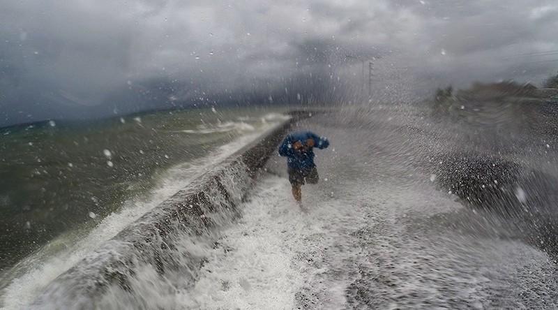 Chín người thiệt mạng, năm người mất tích trong siêu bão Melor - ảnh 2