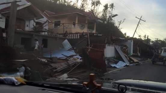 Chín người thiệt mạng, năm người mất tích trong siêu bão Melor - ảnh 3
