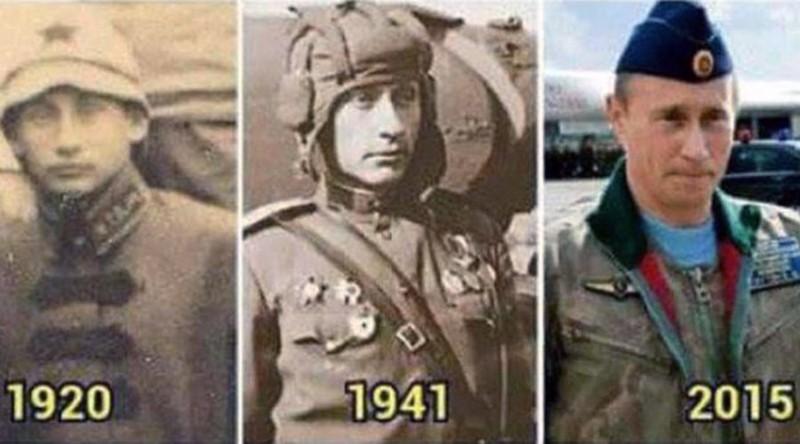Tổng thống Putin là người bất tử? - ảnh 1
