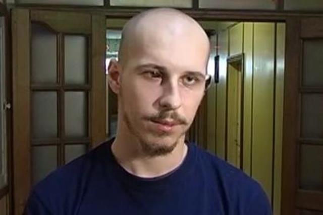 Chính khách Ukraine bị cắn đứt tai trong phiên họp - ảnh 1